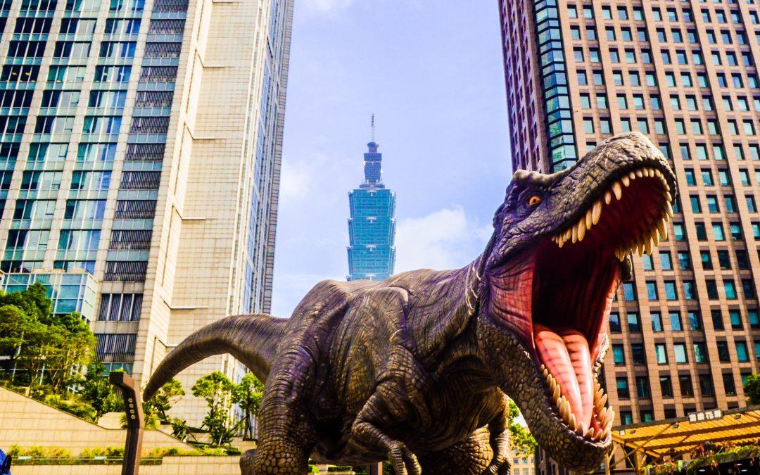 Ще изчезнат ли IT динозаврите?